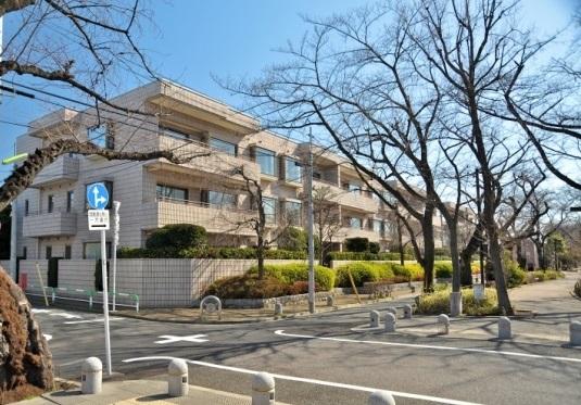 世田谷・杉並エリアの邸宅マンション:イメージ