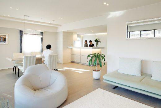 ヴィンテージマンションで快適に暮らす。<br>「広尾ガーデンヒルズ」の魅力に迫る。
