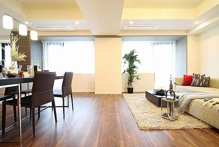 高台の閑静な住宅街に建つハイグレードマンション 小石川グランドヒルズ