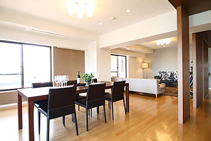 威容あるヴィンテージマンションでゆとりの暮らし 成城ハイム1号棟