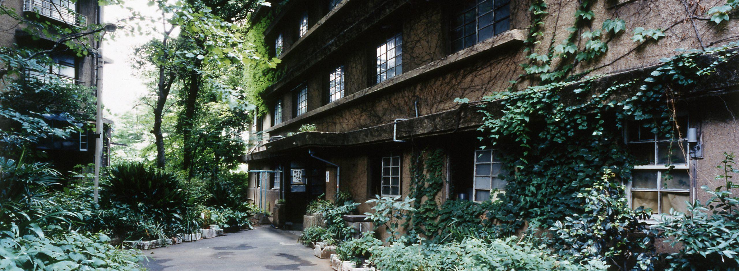 パン工場の香りと同潤会アパートの記憶……泉麻人が綴る「代官山」