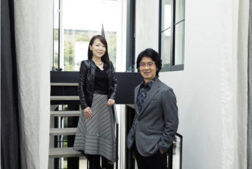 「オパス有栖川」 建築家・横堀健一氏、<br>インテリアデザイナー・コマタトモコ氏 インタビュー