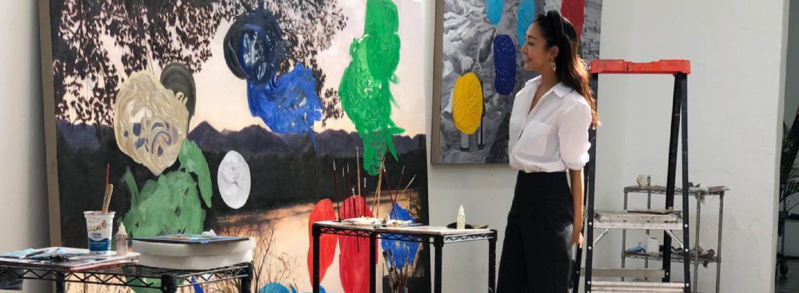 世界を旅する起業家・アートディーラーの安田有里さんが、アートと共に生きる醍醐味とは